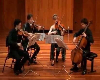 Schubert_Quartett