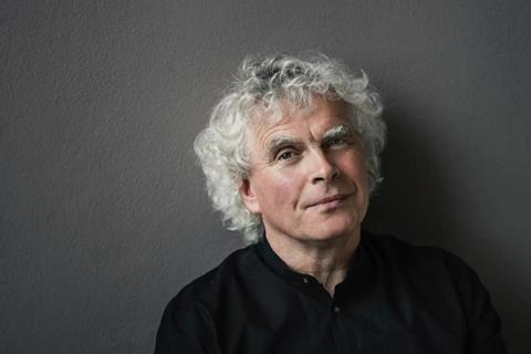 Simon rattle c.oliver helbig