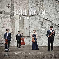 SchumannQuartet