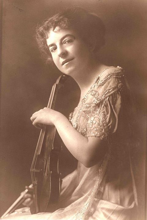 Maud_Powell_Grammy