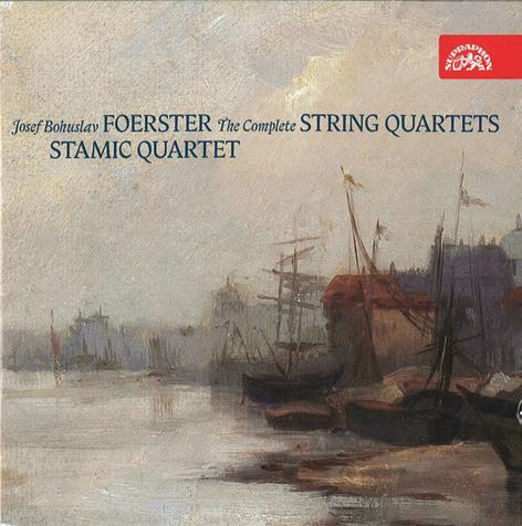 Stamic-quartet