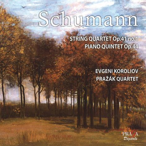 Schumann-Prazak-quartet
