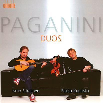 Kuusisto-Eskelinen-CD