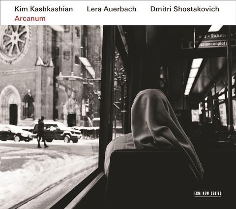 Auerbach Kashkashian