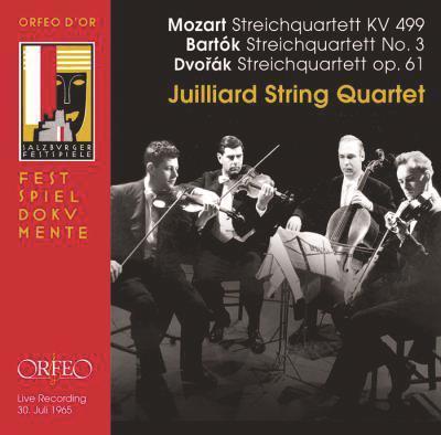 Bartok Juilliard