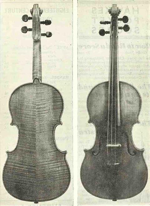 Mozart_Violin