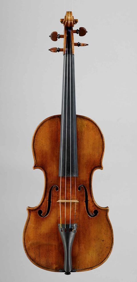 1732 Bergonzi Violin