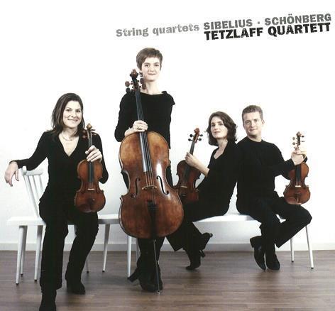 Tetzlaff-quartet