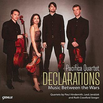 Pacifier-Quartet