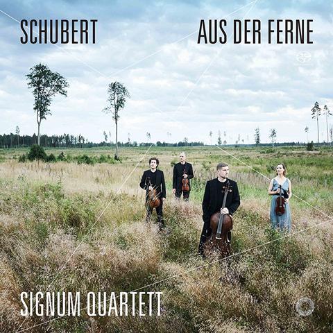 Signum Quartet: Aus der Ferne – Schubert