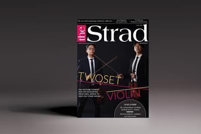 The Strad August 2020 issue