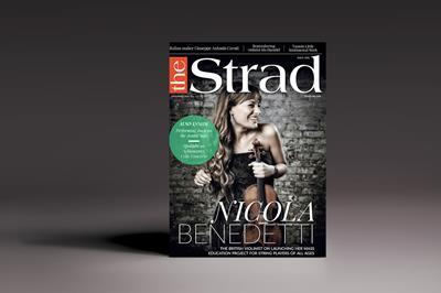 The Strad September 2020 issue