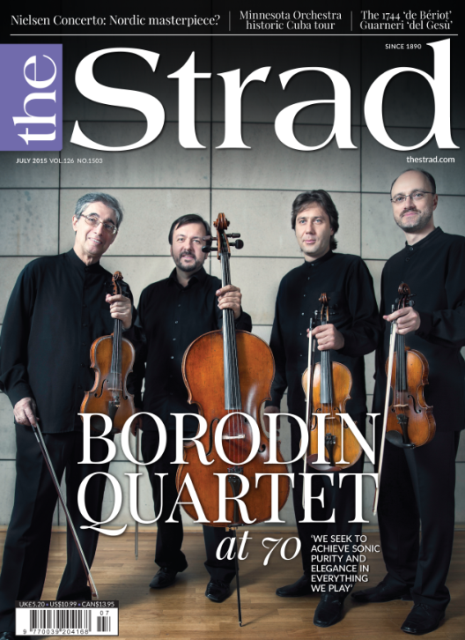 As the Borodin Quartet celebrates its 70th anniversary, we ask the current line-up how they retain their distinctive sound
