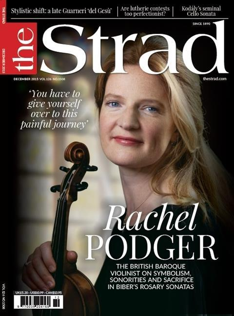 British Baroque violinist Rachel Podger speaks about symbolism, sonorities and sacrifice in Biber's Rosary Sonatas