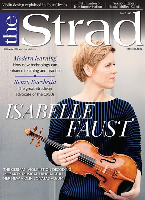 Isabelle Faust on decoding Mozart's musical language in her new violin sonatas album