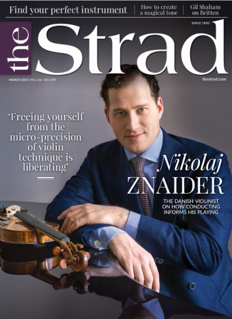 Danish violinist Nikolaj Znaider and fellow soloist-conductors, including Joshua Bell and Maxim Vengerov, explain the attraction of the podium