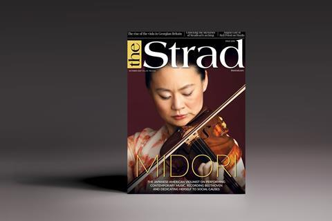 The Strad October 2020 issue