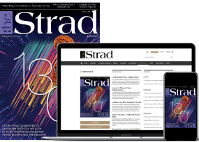 Print and online subscription | The most popular deal | The Strad