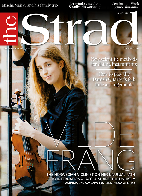 Vilde Frang on her unusual path to international acclaim, and the unlikely pairing of works on her new album