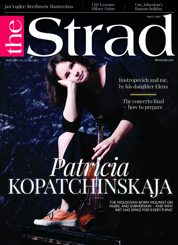 Moldovan-born violinist Patricia Kopatchinskaja discusses music and subversion - and why 'art has space for everything