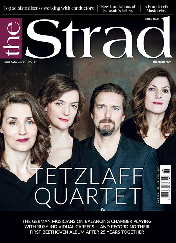 Tetzlaff Quartet: The German musicians on balancing chamber playing with busy individual careers | June 2020 issue | The Strad