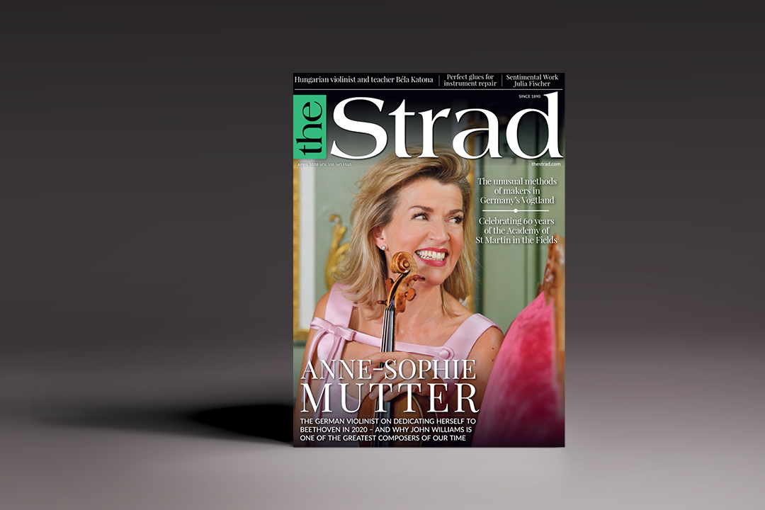 The Strad April 2020 issue