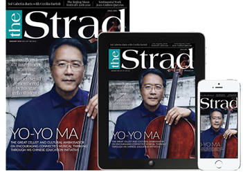 Strad product montage