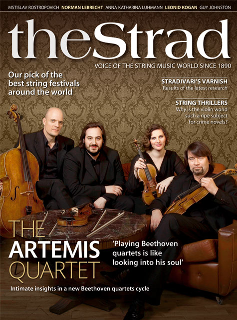 April 2010 issue | The Strad
