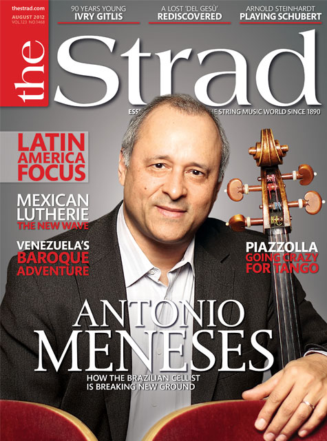 August 2012 issue | Antonio Meneses