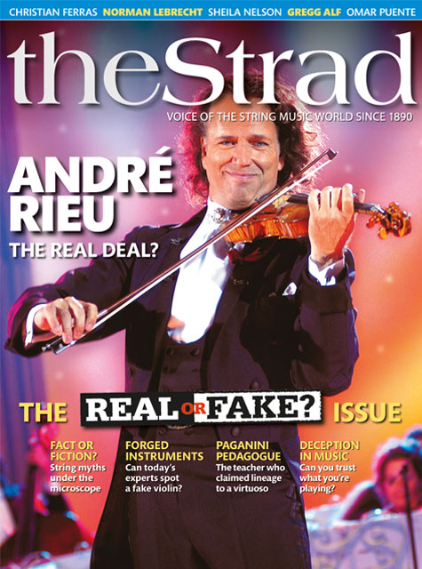 December 2010 issue | Andre Rieu