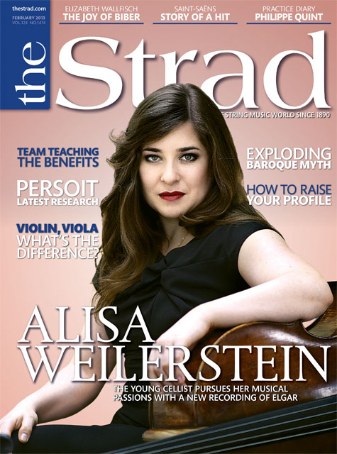 February 2013 issue | Alisa Weilerstein