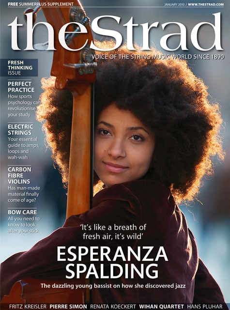 January 2010 issue | The Strad