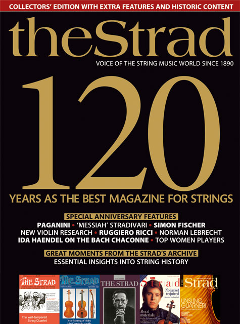 May 2010 issue | The Strad