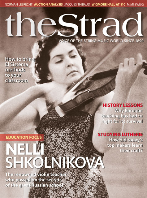 September 2010 issue | Nelli Shkolnikova