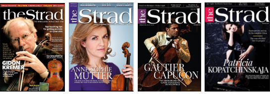 Issue archive | The Strad