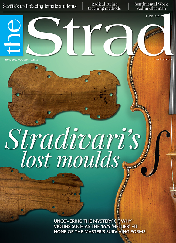 Stradivari's lost moulds | Uncovering the mystery of why violins such as the 1679 'Hellier' fit none of the master's surviving forms